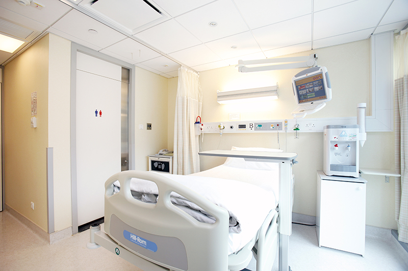 Radiation Isolation Ward